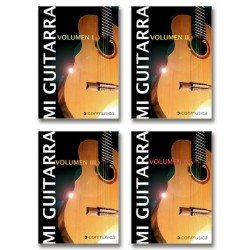 Mi Guitarra (Volumen 1 a 4)
